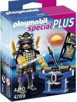 Playmobil Aziatische Krijger - 4789