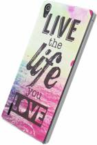 Xccess Cover Huawei Ascend P7 Live Life Love