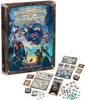 D&D Scoundrels of Skullport Boardgame - Bordspel
