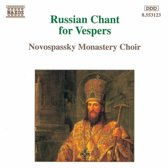 Russian Chant for Vespers / Novospassky Choir