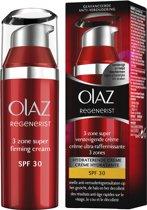 Olaz Regenerist 3-zone Super Verstevigende crème SPF 30 - 50 ml - Dagcrème