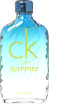 Calvin Klein One Summer Unisex - 100 ml - Eau de toilette