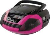 Boombox I-Active Met Radio En Cd-Speler