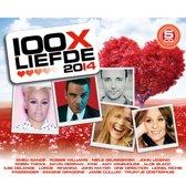 100X Liefde 2014 (5 CD)