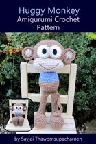 Huggy Monkey Amigurumi Crochet Pattern