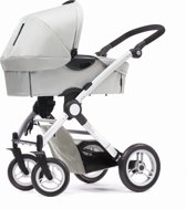 Mutsy Transporter - Combi Kinderwagen 2011 -Misty Grey