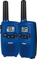 Alecto FR-12 - Walkie talkie - Blauw