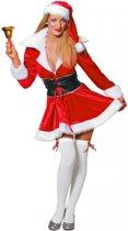 Sexy miss Santa jurkje 40 (l)