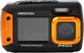 MEDION S43028 14 MP digitale onderwater camera (dual-screen)