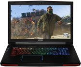 MSI GT72 2QE-222NL - Gaming Laptop