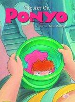 Ponyo - the Art of