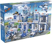 BanBao Politie Politiebureau XXL - 8353