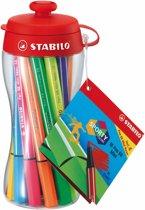STABILO Pen 68 Mini Sporty Colors