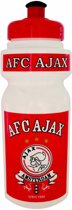 Ajax Bidon rood/wit since 1900