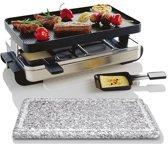 Raclette / gourmetstel NO6013.21, 8 persoons - Novis