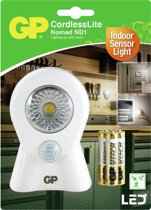 GP Lighting Nomad LED lamp met bewegingsmelder