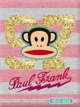 Paul Frank Girls agenda 2015-2016