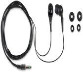 HP H1000 H2C23AA In-ear Koptelefoon - Zwart