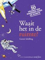 Prentenboek Waait het in de ruimte?
