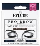 Eylure Dylash - 3572 Dark Brown - Bruin - Wimperverfkit