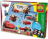 SES Gips gieten- Disney Cars
