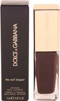 Dolce & Gabbana Nail Polish - Chocolate 203 - Nagellak