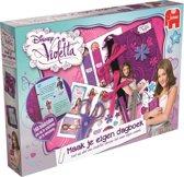 Disney Violetta - Maak Je Eigen Dagboek - Knutselset
