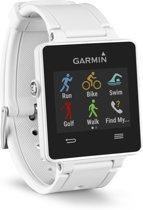 Garmin Vivoactive HRM - GPS Sporthorloge - Wit