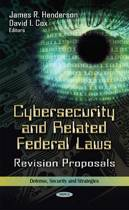 Cybersecurity and Related Federal Laws