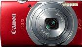 Canon IXUS 150 Essentials kit - Rood