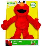 Sesamstraat Elmo knuffel  25 cm