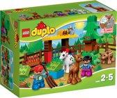 LEGO DUPLO Bos Dieren - 10582