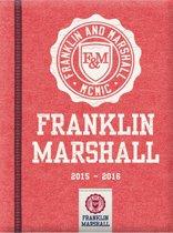Franklin Marshall schoolagenda 2015-2016