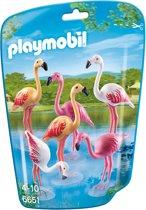 Playmobil Groep flamingo's - 6651