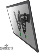 NewStar NM-W365 - Kantelbare muurbeugel - Geschikt voor tv's van 37 t/m 65 inch - Zwart