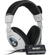 Turtle Beach Ear Force PX22 Shadow Call Of Duty: Ghosts Wired Stereo Gaming Headset - Grijs (PS4 + PS3 + Xbox 360 + PC + Mac + Mobile)