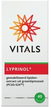 Vitals - Lyprinol - 40 softgels - Voedingssupplement