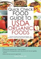 Quick Check Guide to Usda Organic Foods