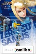 Nintendo amiibo figuur - Zero Suit Samus (WiiU + New 3DS)