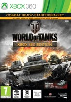 World of Tanks - Combat Ready Starter Pack  Xbox 360