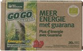 Gogo Guarana Energiekruid 500Mg - 20 st