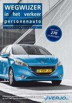 Wegwijzer in het verkeer personenauto 38e druk - februarie 2015 - actuele druk