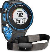 Garmin Forerunner 620 HRM - GPS Sporthorloge met touchscreen - Zwart/blauw