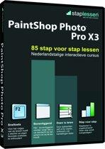 Staplessen Paint Shop Pro X3 (13) - Nederlands