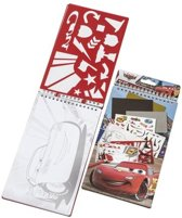 Cars Knutselboek 11X24