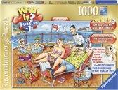 Ravensburger What If? Nummer 1 The Lottery - Puzzel - 1000 stukjes