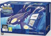 Nintendo 2DS Handheld Console + Pokemon Alpha Sapphire - Transparant Blauw 2DS Bundel