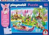 Schmidt Playmobil Feeënwereld - Puzzel