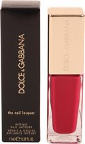Dolce & Gabbana Nail Polish - Shocking 122 - Nagellak