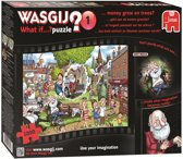 Wasgij What if 1 Money grew on trees - Puzzel - 1000 stukjes
